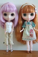 Rainie and Akemi