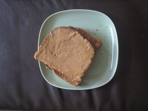 Toasts with PB
