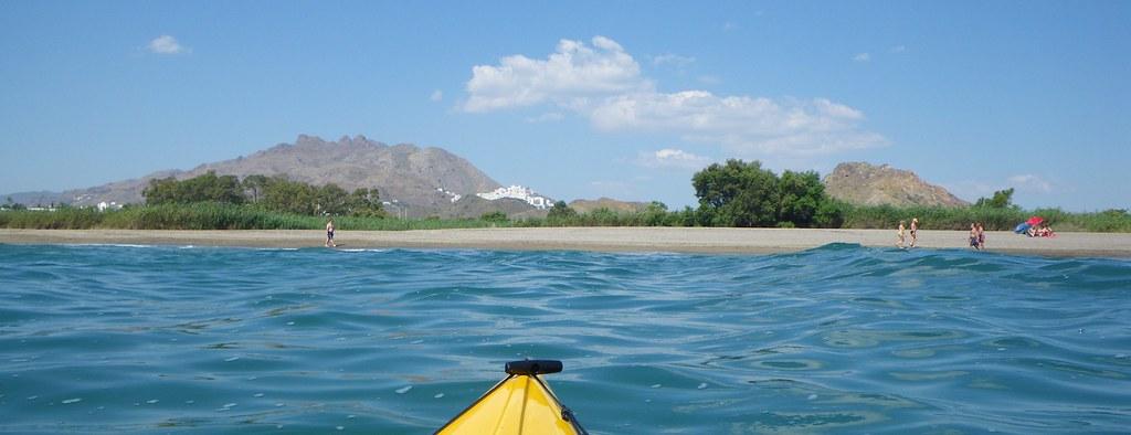 Cabo de Gata en kayak 007
