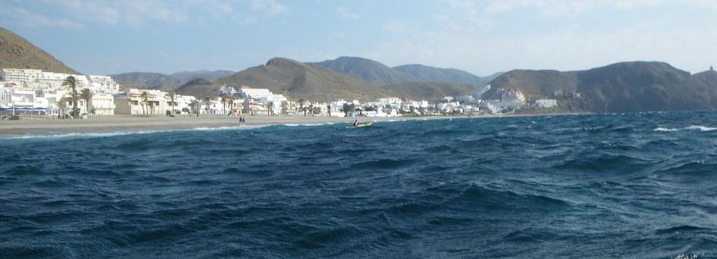 Cabo de Gata en kayak 071