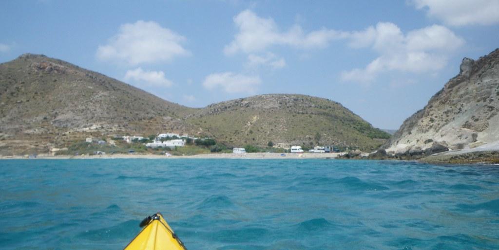 Cabo de Gata en kayak 155