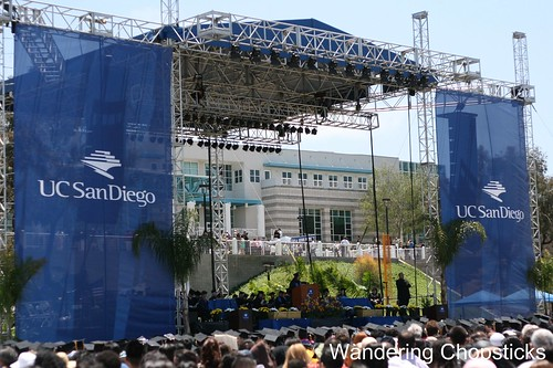 UC San Diego Commencement