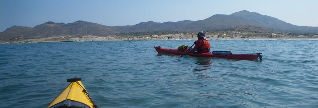 Cabo de Gata en kayak 430