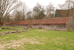 Shed (Uli Harder) Tags: germany shed freilichtmuseum kiel ropemaker