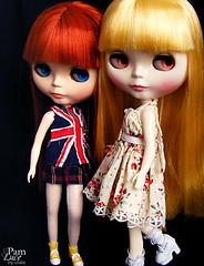 Pam & Luce