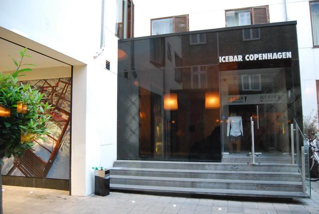 Hotel Twentyseven, Copenhague - Icebar