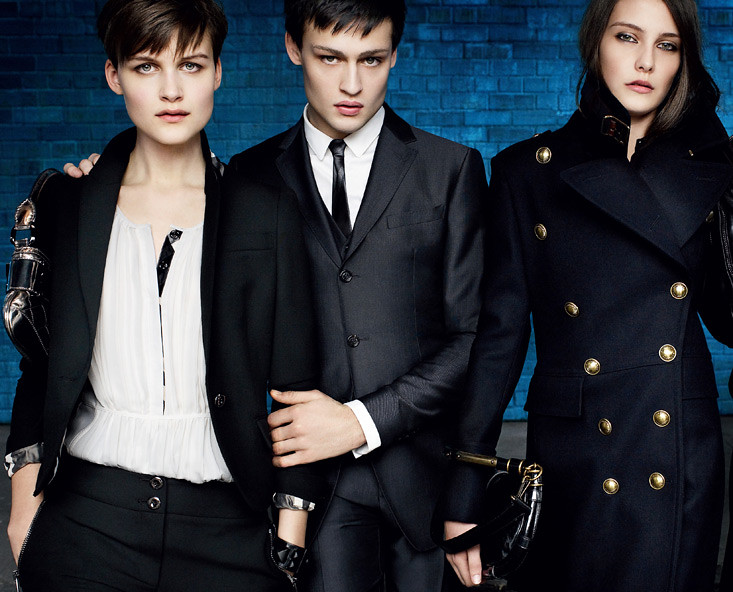 Burberry FW10 Ad Campaign0004(Official)