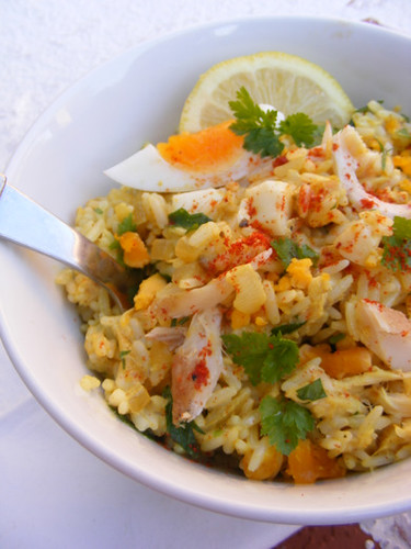 Snoek Kedgeree