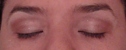Avon Minerals - olho básico