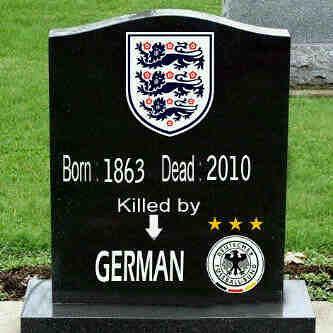 RIP England