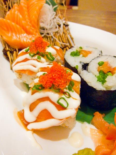 Salmon Splendour