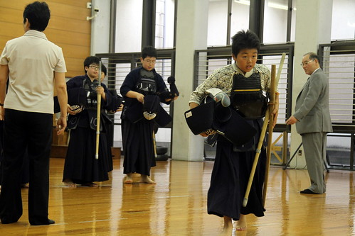 Ikkyu kendo - el que corta el bacalao