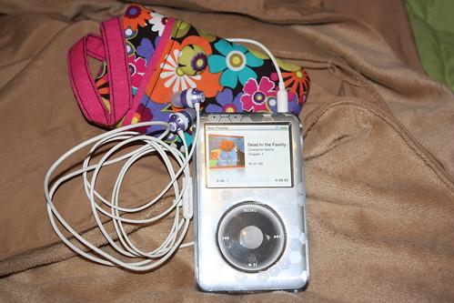Sookie audiobook on iPod
