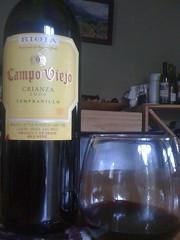 2006 Campo Viejo Tempranillo Crianza