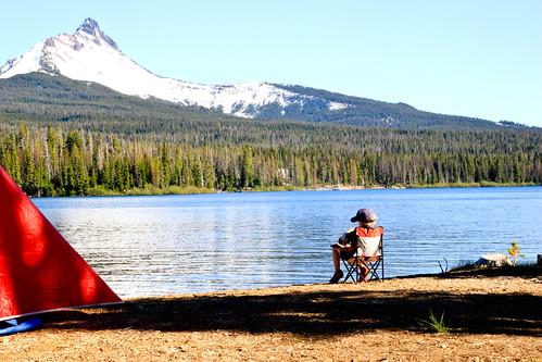 Big Lake camping 061