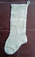 Mix it up Christmas Stocking 4
