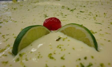 torta de limao receita simples