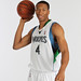 Wesley Johnson Photoshoot
