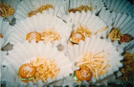 mock burgers