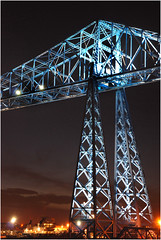 Tees Transporter Bridge (DWH284) Tags: bridge middlesbrough transporter tees teestransporterbridge