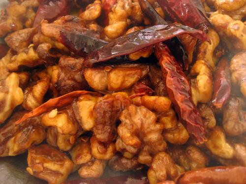 kungpao walnuts