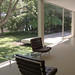 Tugendhat Chairs and Barcelona Table