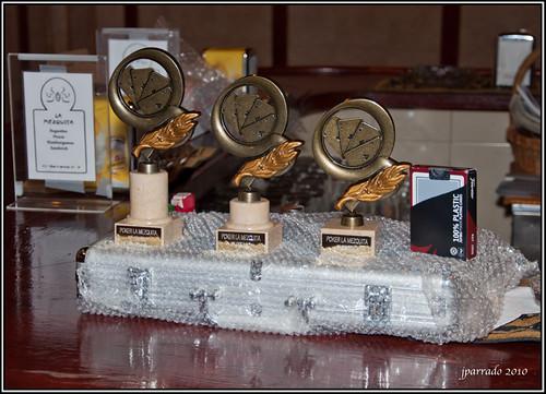 poquer trofeos