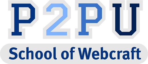 P2PU School of Webcraft Logo
