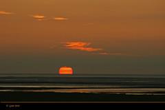 Waddenzeegebied 1 (Greet N.) Tags: sunset summer juni zonsondergang groningen zomeravond noordpolderzijl thenetherlandswaddenzee