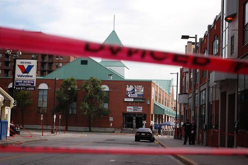 CSI: Trois-Rivières