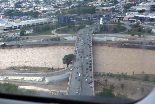 Reunión de Evaluación de las Zonas afectadas en Monterrey, Nuevo León