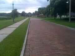 Ocoee Brick Streets