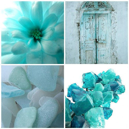 I ♥ everything Aqua!
