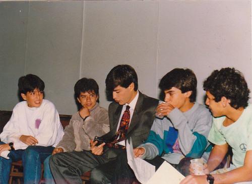 Jaime Bayly en el 91