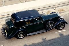 "Rolls Royce, Phantom II  (1934)  ""327"" (Peninsula Hotel Hong Kong) (Daryl Chapman Photography) Tags: classic canon hongkong rollsroyce peninsula 1934 327 phantomii worldcars"