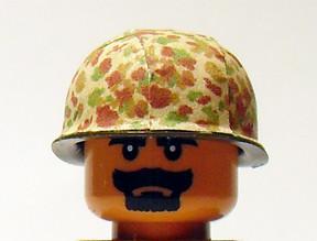brickarms m1 helmet wip