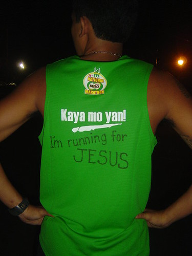 "34th Milo Marathon: ""I'm Running for Jesus"""