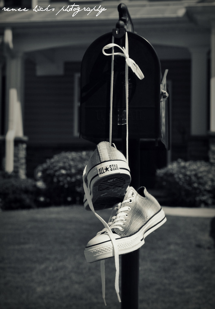 Converse-just hangin