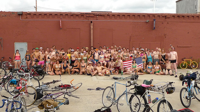 Pre-Ride Group shot