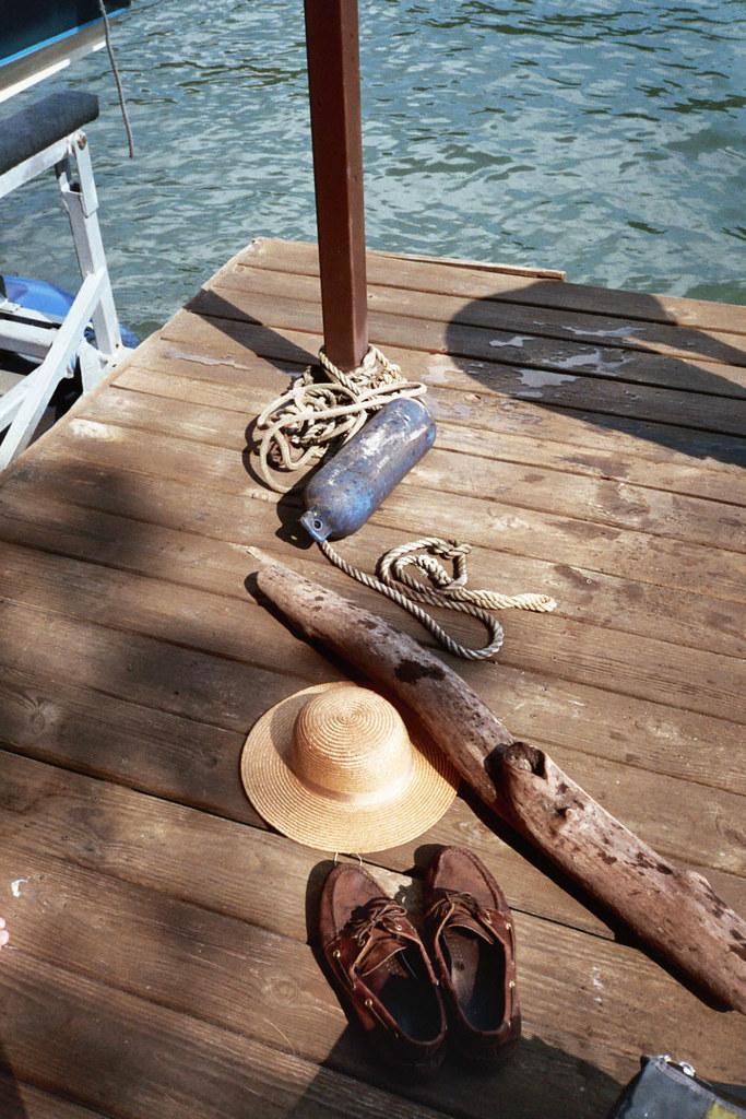 dock still life