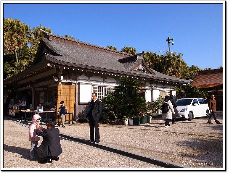 青島神社~ (9)