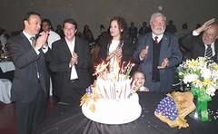 La familia de Cooperativa La Riojana festejó 70 años de trabajo