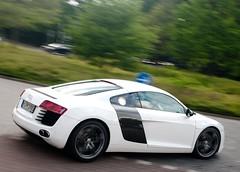 Audi R8 (Jan G. Photography) Tags: germany pentax bremen audi panning stern 2010 jayjay r8 carspotting k20d exoticsonroadcom