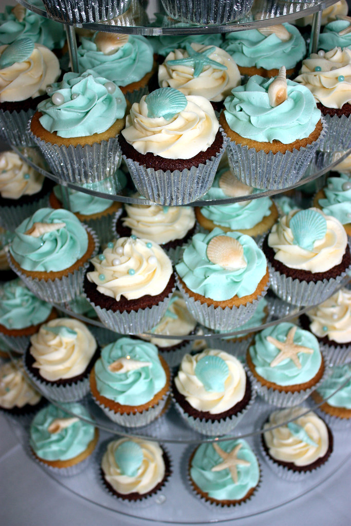 The Worlds Newest Photos Of Cupcakes And Seashells Flickr Hive Mind