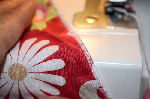 Brother 40D Rolled Hem Mini Tutorial LBG STUDIO Delectable How To Do A Rolled Hem On Sewing Machine