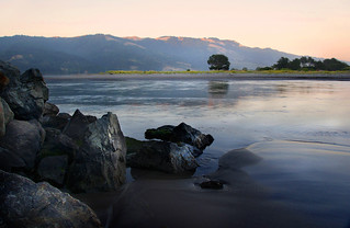Twilight -- Bolinas, July 3rd