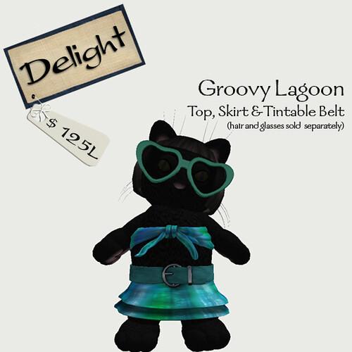 ~Delight~ Groovy Lagoon