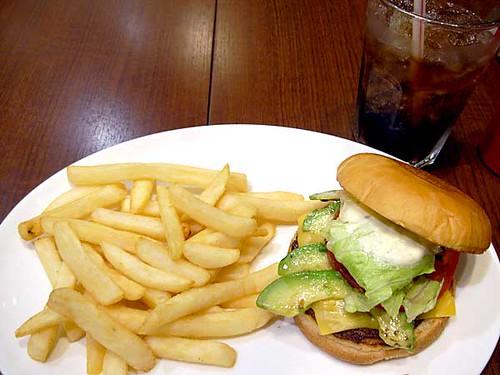 2010年7月7日の昼ご飯