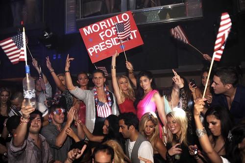 Morillo for President!