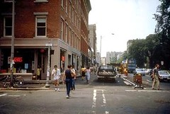Chapel St, New Haven CT before (by: PPS)